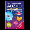 DICTIONNAIRE JUNIOR CD - ÉDITIONS AUZOU - 1300 pages - Création, mise en page, corrections et illustrations personnelles